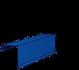 Конек Термастил - Планка конька полукруглая 0.45 мм глянец Китай , фото 6