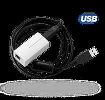JA-80T - Кабель для подключения к компьютерному интерфейсу USB