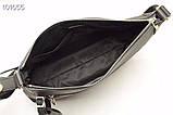 Сумка мессенджер мужская от Луи Витон Mick, кожаная реплика, фото 8