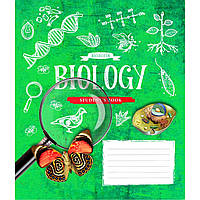 Зошит учнівський 48 кл. предметний - Біологія