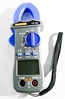 Токовые клещи TS-202 с индикатором скрытой проводки, фото 1