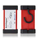 Мультимарочный автомобильный сканер для диагностики Multidiag v3 PRO+ USB + Bluetooth одноплатный