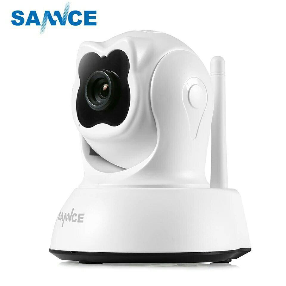 Камера безопасности SANNCE I21AR. Netcam / Sannce cam