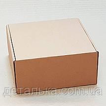 Самосборные картонные коробки 220*160*72 мм., фото 3