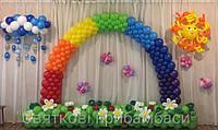 Шарики с гелием, оформление воздушными шарами - Киев