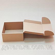 Самосборные картонные коробки 220*160*72 мм., фото 2