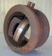 Клапан обратный чугунный межфланцевый ДУ 200