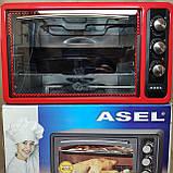 Духовка электрическая Асель 40 литров электродуховка Asel, фото 6