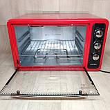Духовка электрическая Асель 40 литров электродуховка Asel, фото 7