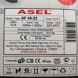 Духовка электрическая Асель 40 литров электродуховка Asel, фото 9
