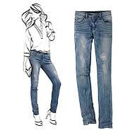 Классные женские джинсы SLIM FIT от тсм Tchibo размер евро 38 наш 44, фото 1