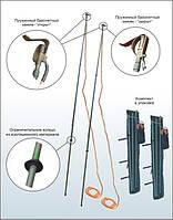 ШО-1ВЛ комплект штанг изолирующих оперативных стеклопластиковых