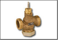 Седельный клапан трехходовой Belimo (ДУ 15-150 мм)