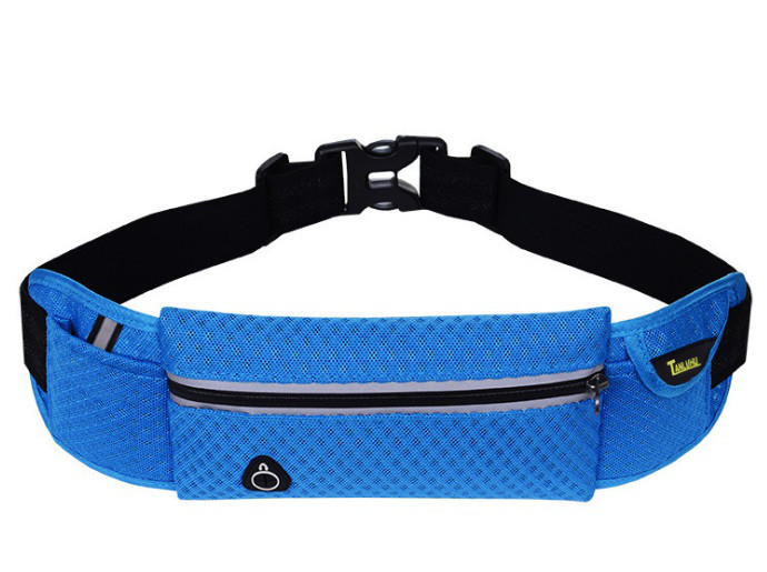 994c25c0c416 Сумка на пояс спортивная для бега MBI00310 Tanluhu Blue  (tau_krp225_00310zmn)