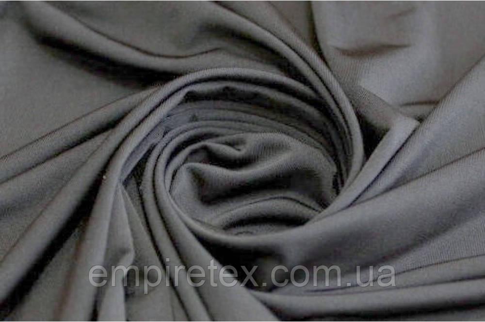 Масло Трикотаж Темно-Серый