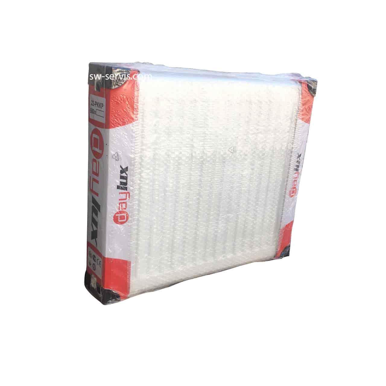 Сталевий радіатор тип 22 500*1800 daylux