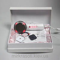 Портативный аппарат для ультразвукового массажа, миостимуляции и инфракрасный прогрев  ОК 0106B, фото 1