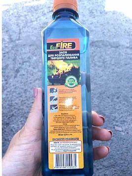 Средство для розжига твердого топлива EcoFIRЕ 0,35л