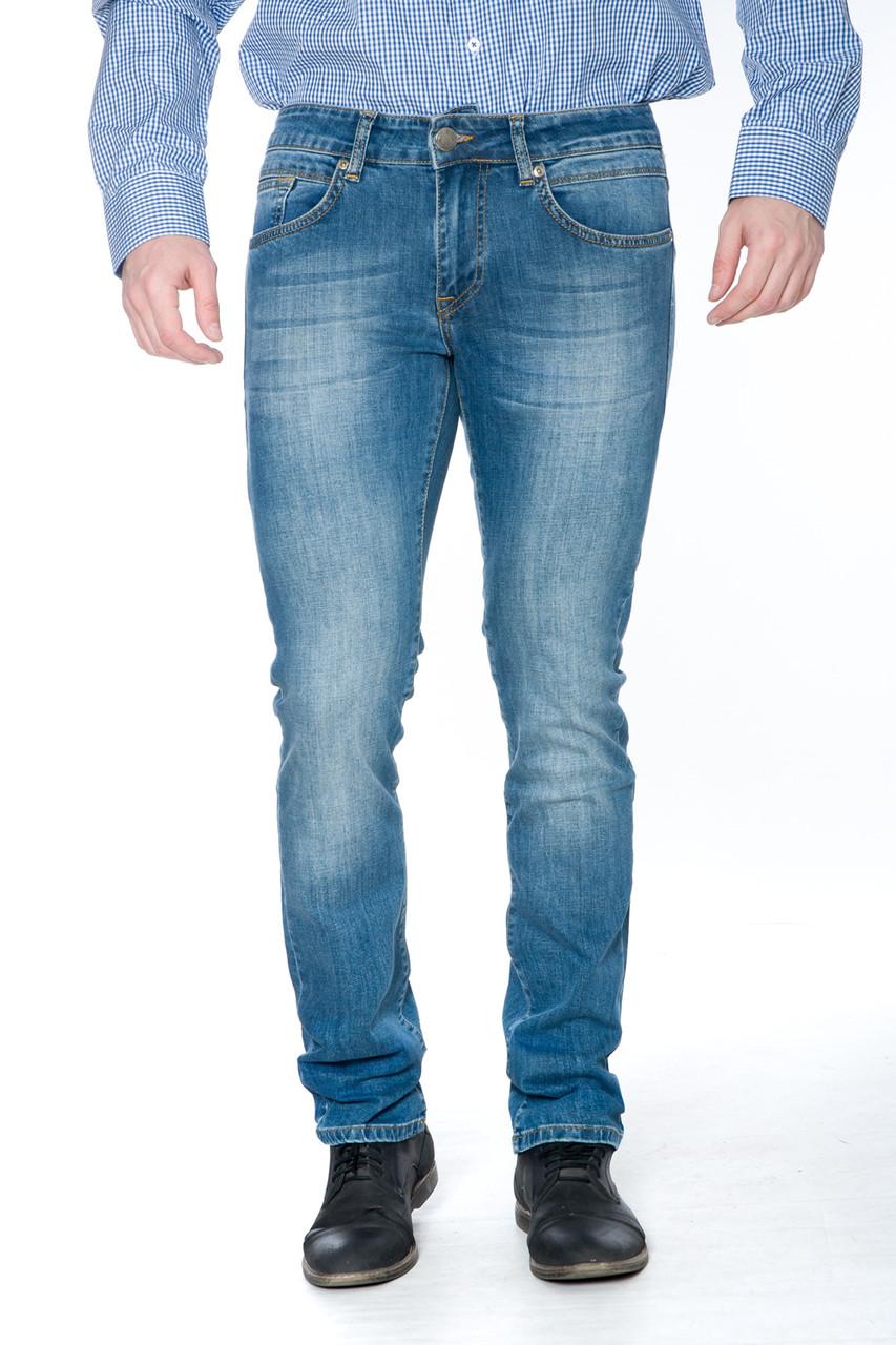 Джинсы мужские Franco Benussi 17-231 синие