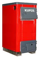 """Стальной котел на твердом топливе """"Kuper"""" мощностью 15 кВт (Купер)"""