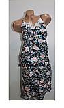 Комплект халат+рубашка женский бамбук Saimeiqi  арт 1818     3 XL р., фото 5