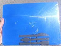Досточка для лепки неоновая (25х18см)