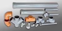 Канализационные трубы и фитинги   nterplast
