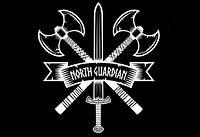 Флаг викингов! Знамя скандинавских пиратов для декора и в подарок другу!