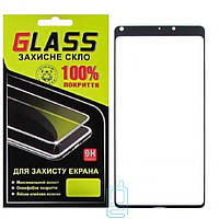 Защитное стекло Full Glue Xiaomi Mi Mix 2, Mi Mix 2S black Glass