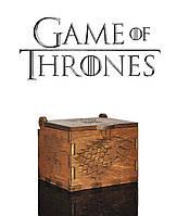 "Музыкальная шкатулка ""Game of Thrones - Игра Престолов-1"""