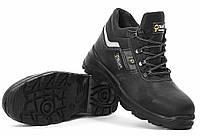 Ботинки Огнеупорные Талан-Форсаж-С  с композитним подноском. Материал подошвы: ПУ+нитрильная резина