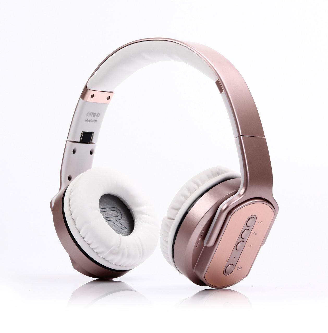 Беспроводные наушники SODO MH2 Pink | Оригинал | Гарантия