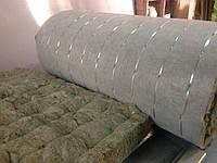 Маты минераловатные прошивные в обкладке стеклохолст