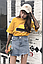 Супер модная джинсовая юбка, фото 2