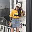Супер модная джинсовая юбка, фото 4