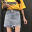 Супер модная джинсовая юбка, фото 3