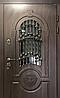 """Входная дверь """"Портала"""" (серия Премиум) ― модель M-2 Vinorit (3-D)"""