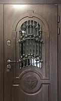 """Входная дверь """"Портала"""" (серия Премиум) ― модель M-2 Vinorit (3-D), фото 1"""