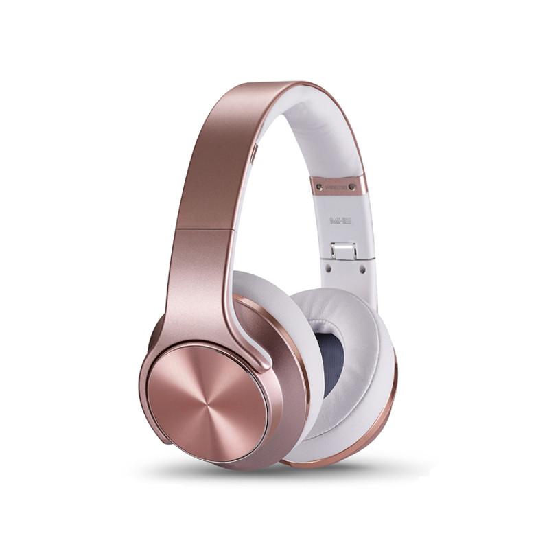 Беспроводные наушники SODO MH5 Pink | Оригинал | Гарантия
