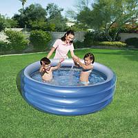 Детский надувной бассейн Bestway выдерживает большие нагрузки подарит ощущения прохлады