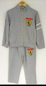 Костюм спортивный для мальчика  Ferrari Китай 708