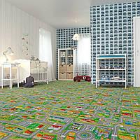 Ковролин для детской комнаты PLAYCITY