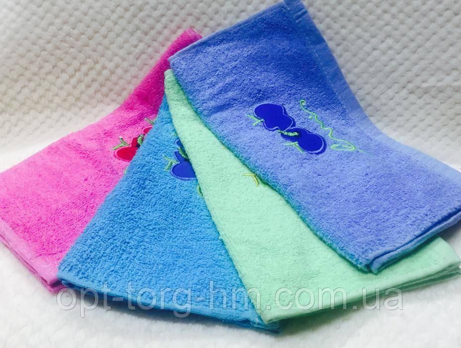 Кухонные полотенца Яблоко 2. Размер: 33*73.