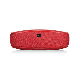 Беспроводная Bluetooth колонка SODO L3-LIFE Red JKR | Оригинал | Гарантия
