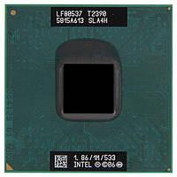 Процессор для ноутбука P Intel Pentium Dual-Core T2390 2x1,86Ghz 1Mb Cache 533Mhz Bus бу