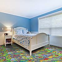 Ковролин для детской комнаты SMART CITY