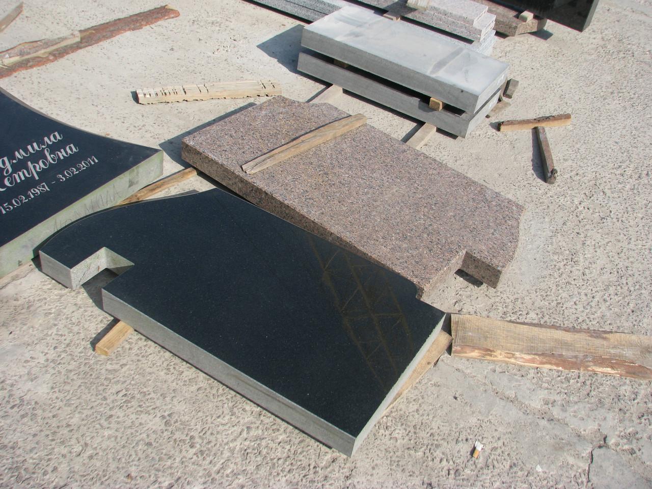 Производство плитки Симоновского  месторождения термо 30 мм