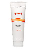 Форевер Янг Матирующий крем для тела Forever Young Silky Matte Cream, 250 мл, фото 1