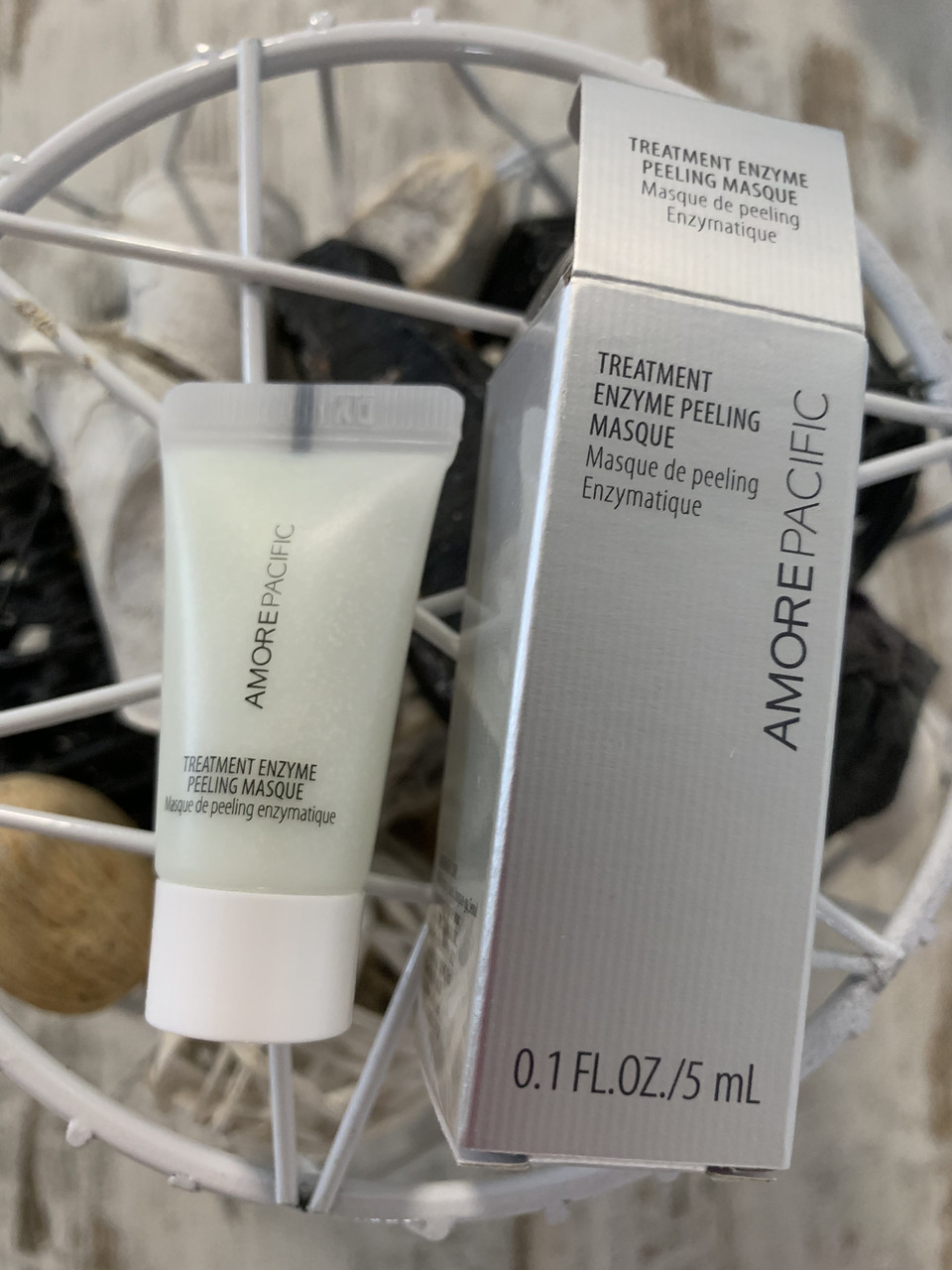 Маска-пилинг для лица AMOREPACIFIC Treatment Enzyme Peeling Masque