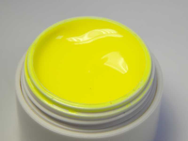 Неонова гель фарба Н 2 жовта